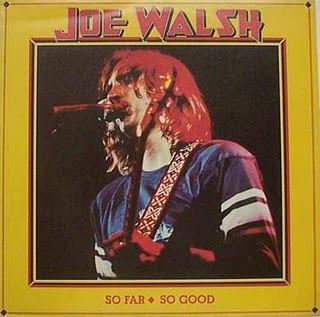 Walsh, Joe So Far So Good