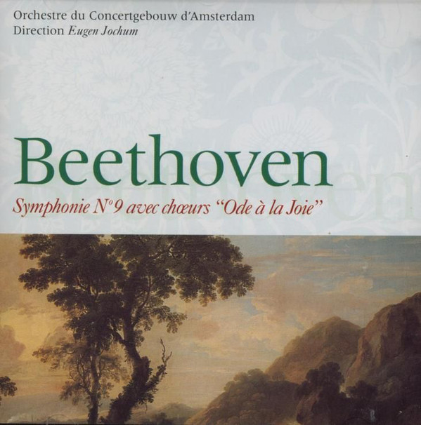 Beethoven - Eugen Jochum Symphony No. 9 'Choral' CD