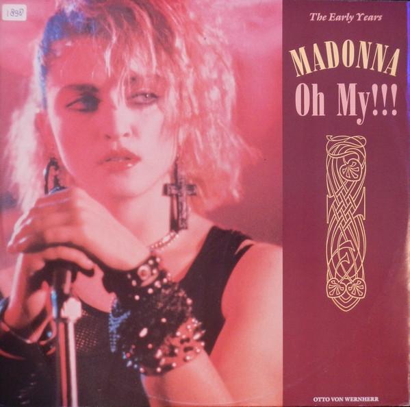 Madonna & Otto Von Wernherr Oh My!!! Vinyl