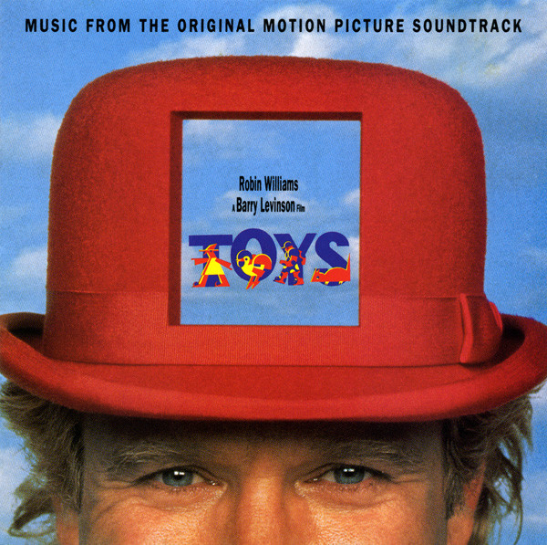 Various Toys (Music From The Original Motion Picture Soundtrack) CD