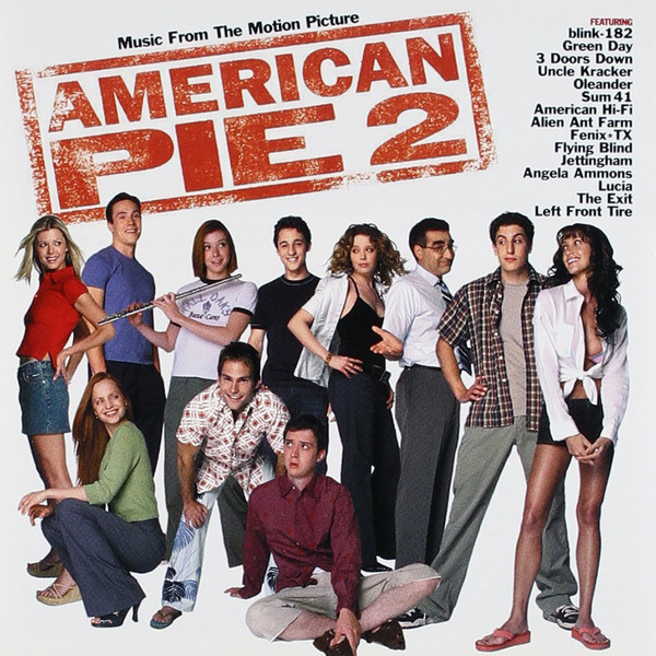 Various American Pie 2 (Music From The Motion Picture) Vinyl