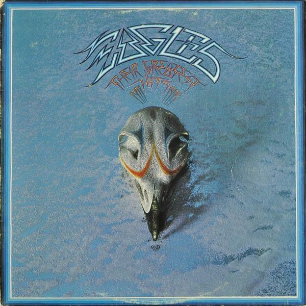 Eagles Their Greatest Hits 1971-1975 Vinyl