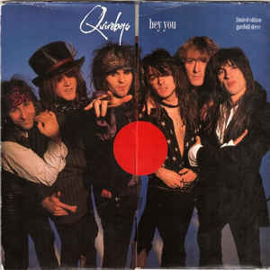 Quireboys Hey You Vinyl
