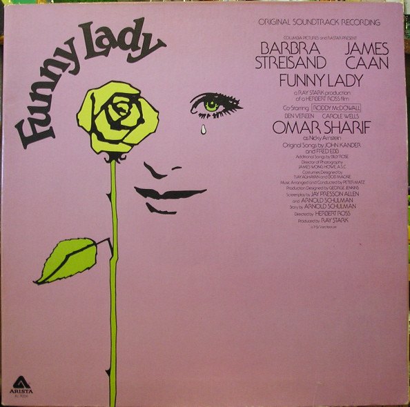 Funny Lady Various Artists Vinyl