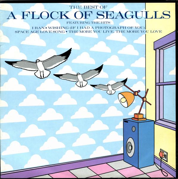 A Flock Of Seagulls The Best Of A Flock Of Seagulls Vinyl