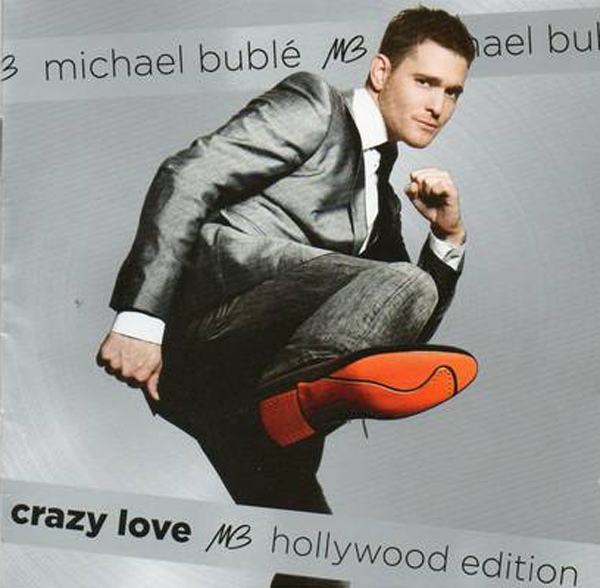 Buble, Michael Crazy Love (Hollywood Edition) CD