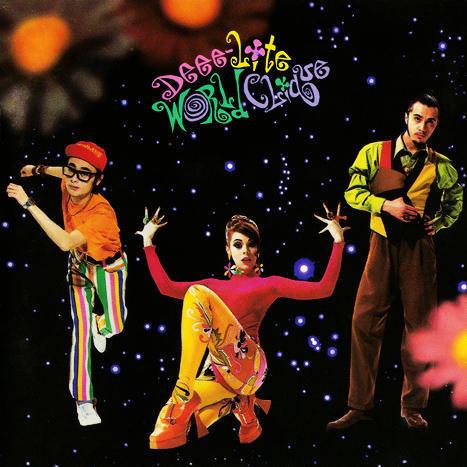 Deee-Lite World Clique CD