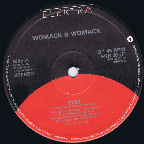 Womack & Womack Eyes