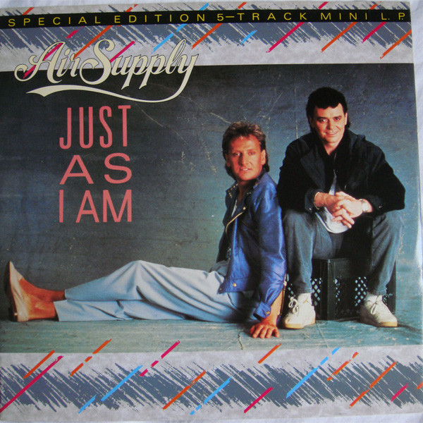 Air Supply Just As I Am