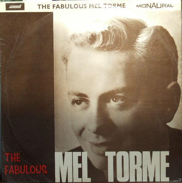 Torme, Mel The Fabulous Mel Torme