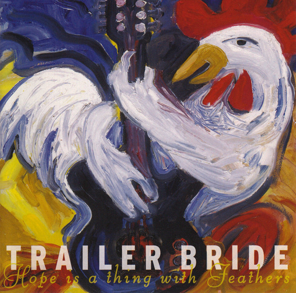 Trailer Bride Hope Is A Thing With Feathers