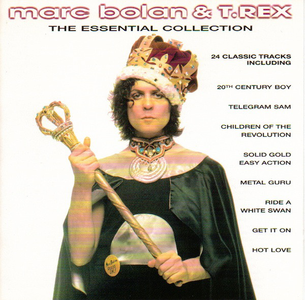 Marc Bolan & T. Rex The Essential Collection