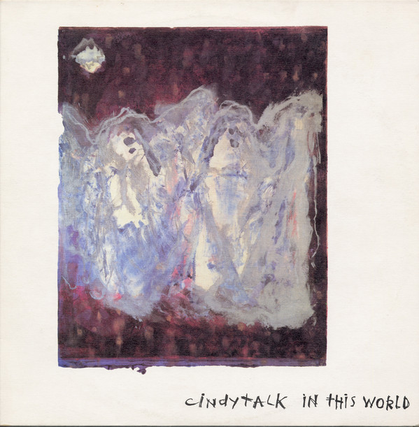 Cindytalk In This World Vinyl