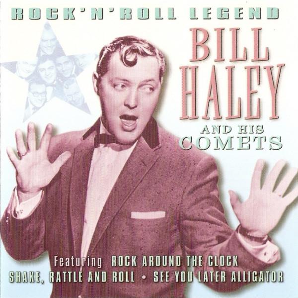 Bill Haley And His Comets Rock 'N' Roll Legend Vinyl