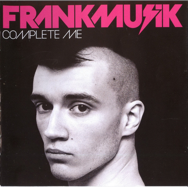 Frankmusik Complete Me CD