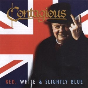 Contagious Red, White & Slightly Blue