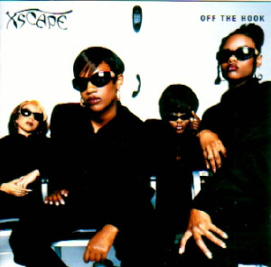 Xscape Off The Hook CD