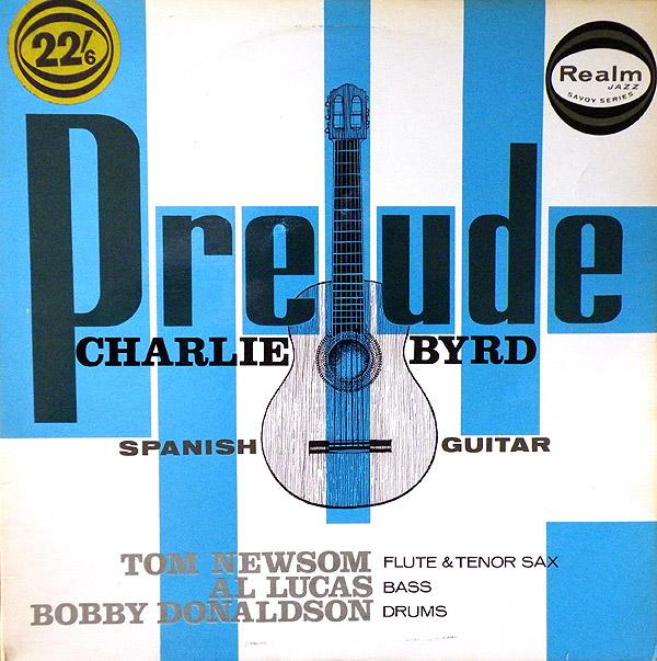 Byrd, Charlie Prelude Vinyl