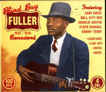 Fuller, Blind Boy 1935 -  1938