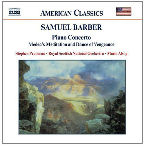 Barber - Stephen Prutsman, Marin Alsop Piano Concerto CD