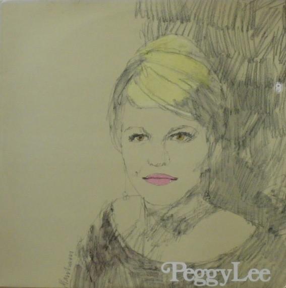 Lee, Peggy Mink Jazz Vinyl