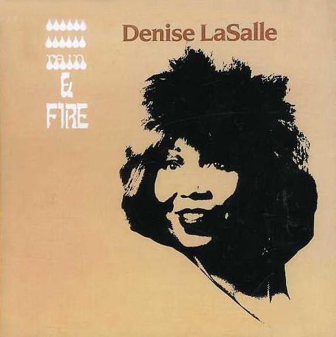 LaSalle, Denise Rain & Fire Vinyl