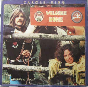 King, Carole Welcome Home Vinyl