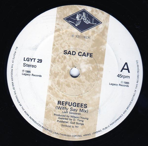 Sad Cafe Refugees