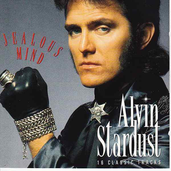 Stardust, Alvin Jealous Mind CD