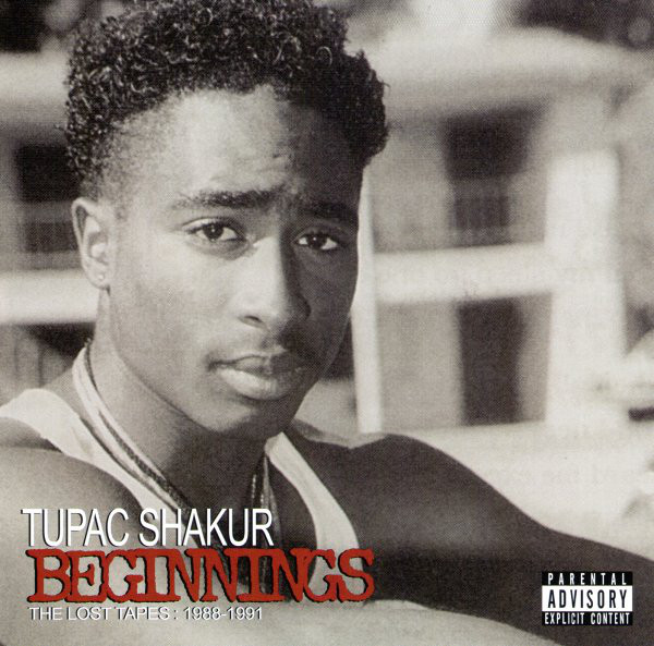 Tupac Shakur Beginnings