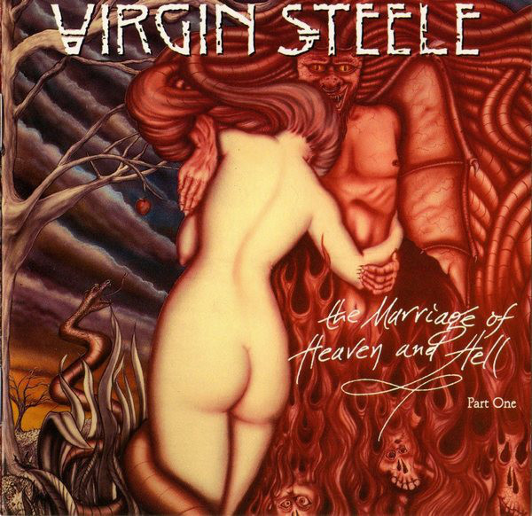 Virgin Steele The Marriage Of Heaven And Hell - Part One