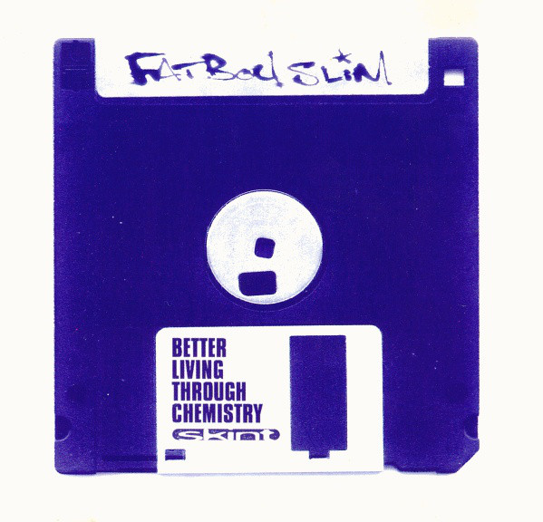Fatboy Slim Better Living Through Chemistry CD