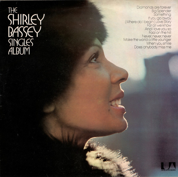 Bassey, Shirley Singles Album