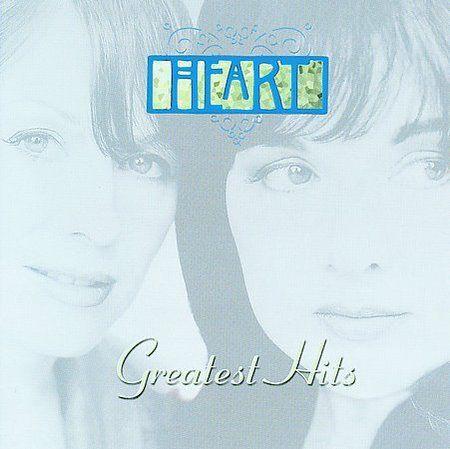 Heart Greatest Hits CD