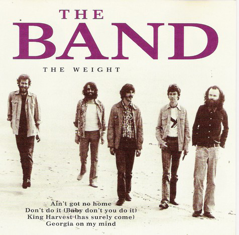 Band (The) The Weight Vinyl