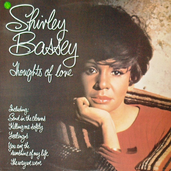 Bassey, Shirley Thoughts Of Love Vinyl