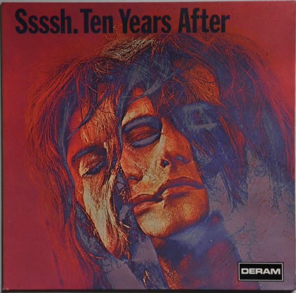 Ten Years After Ssssh. Vinyl