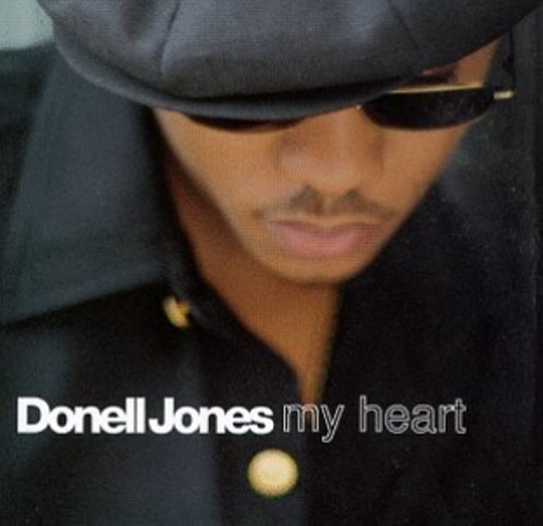 Jones, Donell My Heart