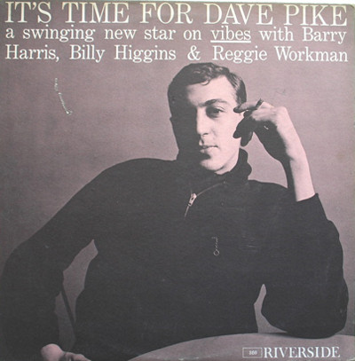 Dave Pike It's Time For Dave Pike Vinyl