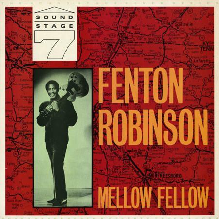Robinson, Fenton Mellow Fellow  Vinyl