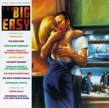 Big Easy (The) Various Artists Vinyl
