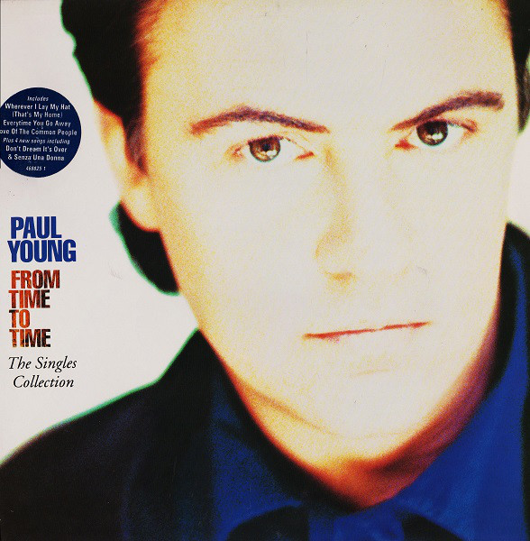 Young, Paul From Time To Time (The Singles Collection)