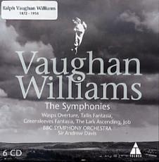 Williams - Andrew Davis The Symphonies