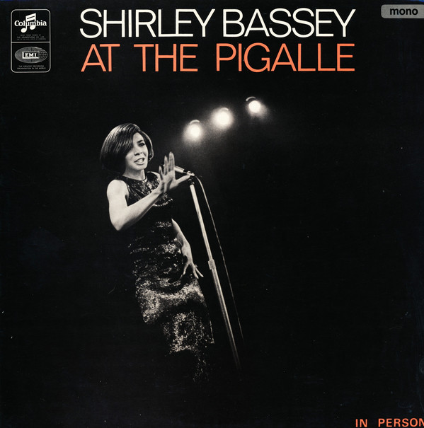 Bassey, Shirley Shirley Bassey At The Pigalle Vinyl