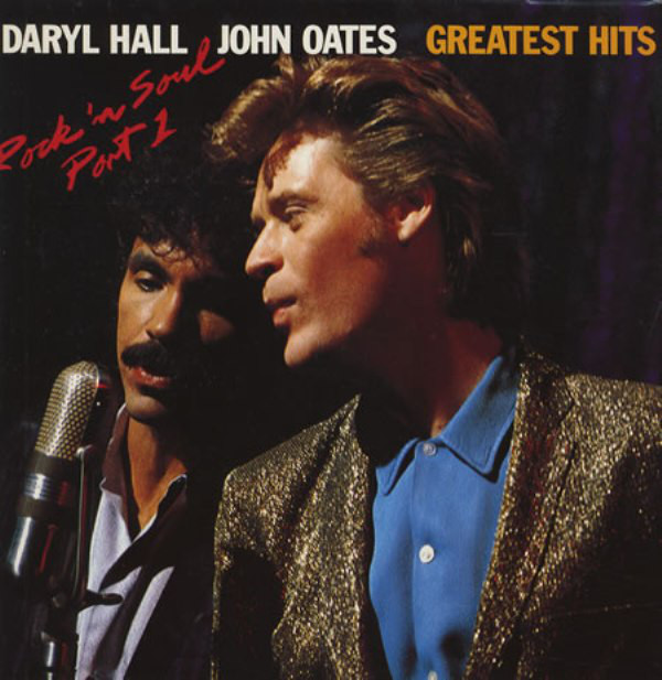 Daryl Hall & John Oates Greatest Hits - Rock 'n Soul Part 1 Vinyl