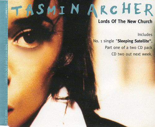 Archer, Tasmin Lords of the New Church CD