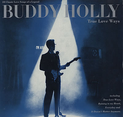 Holly, Buddy True Love Ways Vinyl
