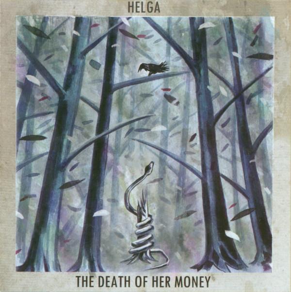 Helga / The Death Of Her Money Helga / The Death Of Her Money Vinyl