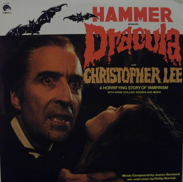 Hammer Presnts Dracula Dracula With Christopher Lee
