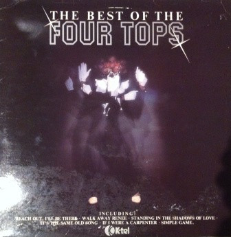 Four Tops (The) The Best Of The Four Tops